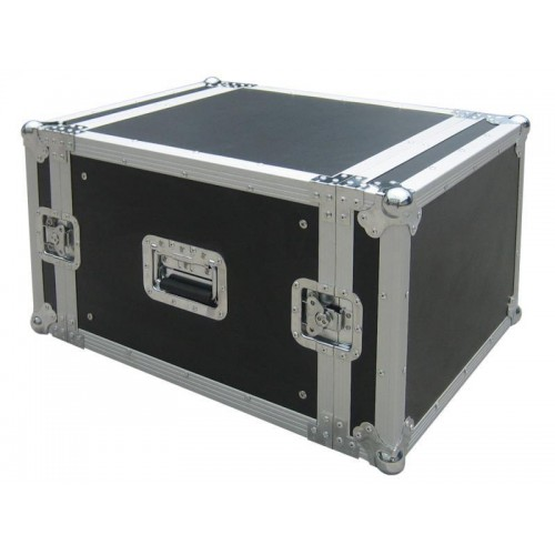 RACK TRANSPORTE AMP 8U