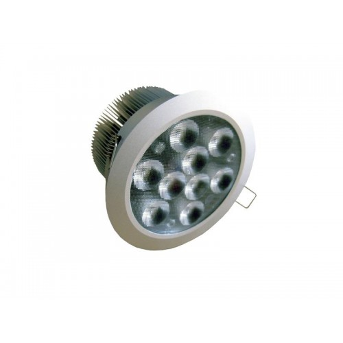 ARILLO EMP. LED 9x1W DC 350mA B.CALIDO