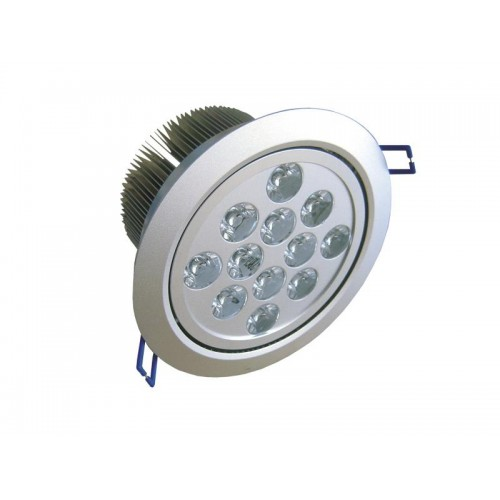 LED DOWNLIGHT DC 350mA 12x1W RGB