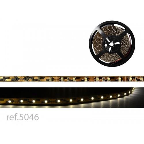 BOBINA LED FLEX 5m 60 LED 3528/m 12V IP-20 BL.CALIDO