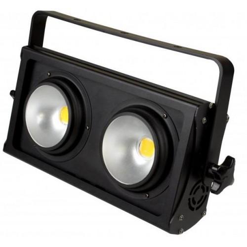CEGADORA 2 x 100W LED COB BLINDER BRITEQ