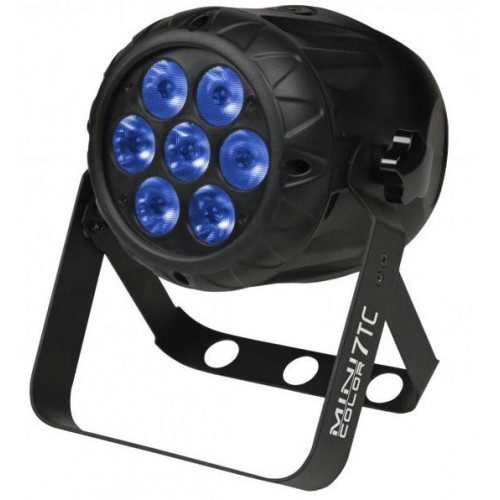 FOCO MINI COLOR LED 7TC 15º BRITEQ