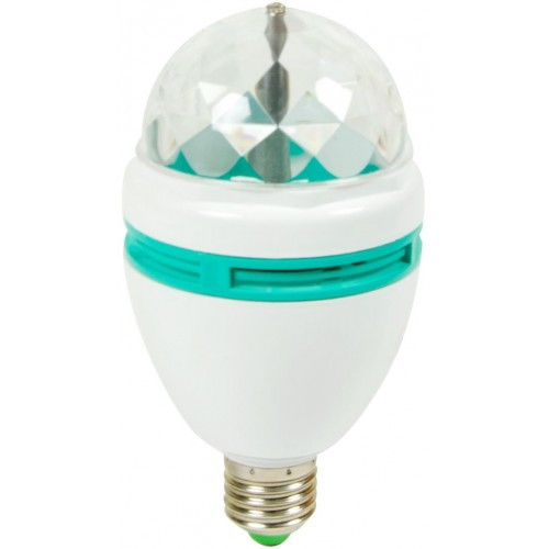 EFECTO LED MINI COLORFUL E-27 LIGHTSIDE