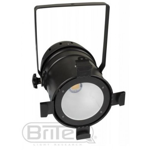 FOCO PAR 56 BLACK LED COB 100W BLANCO CALIDO BRITEQ
