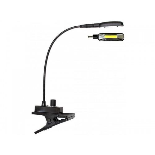 FLEXO LUZ CLIP LIGHT LED COB WW JBSYSTEMS
