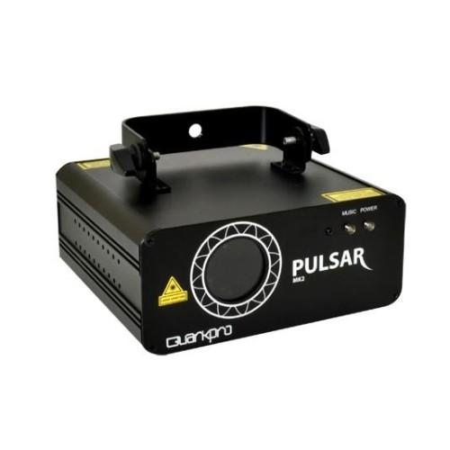 QL-16 PULSAR LASER VERDE 40mW QUARKPRO