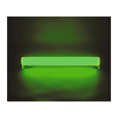 TUBE LED 50CM VERDE MATE