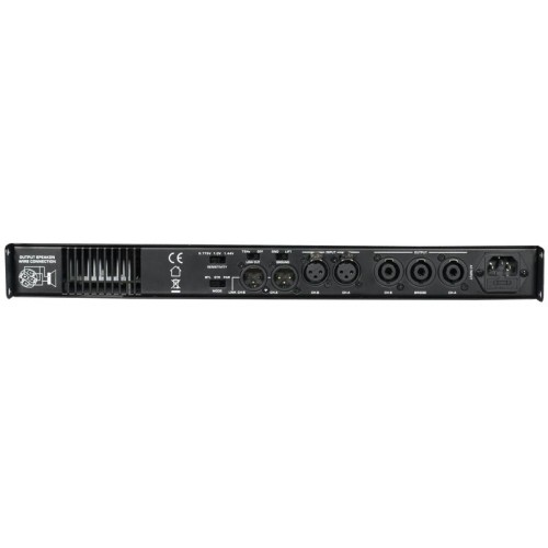 AMP-100.2 ETAPA POTENCIA F.CONMUTADA 2x100 w JB SYSTEMS