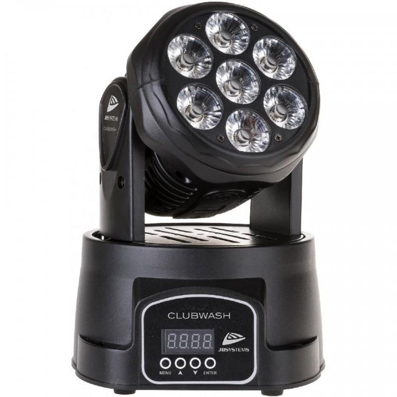 7f31e738824 MINI CABEZA MOVIL CLUBWASH JBSYSTEMS - Power Light